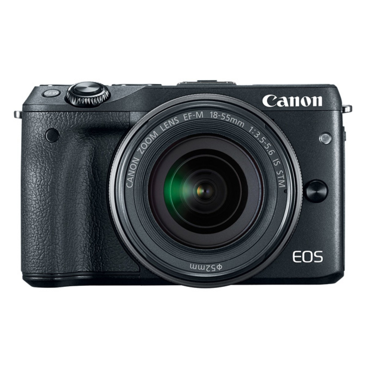 canon eos m3 mirrorless camera with 18 55mm is stm. Black Bedroom Furniture Sets. Home Design Ideas