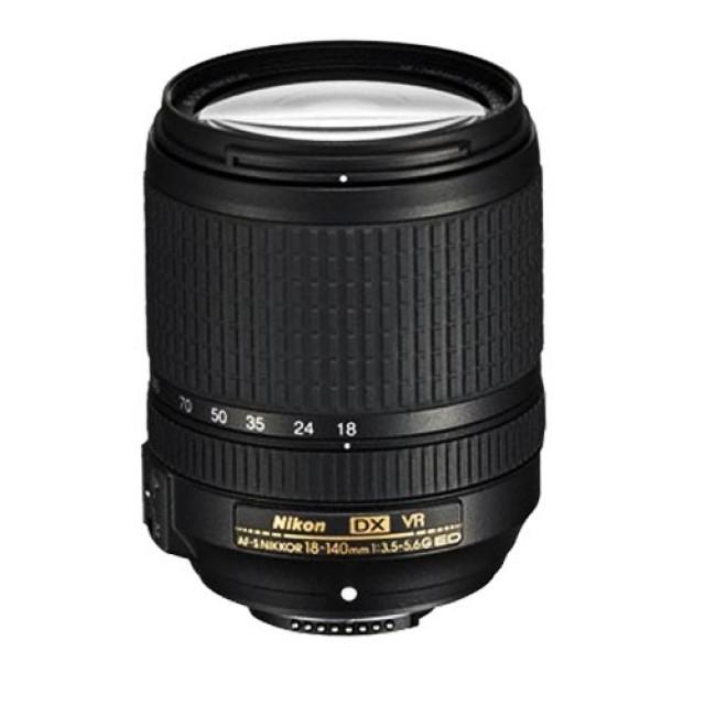 Nikon AF-S 18-140mm f/3.5-5.6 G ED VR DX Lens