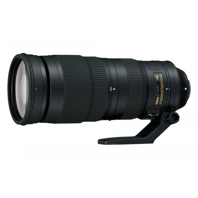 Nikon 200-500mm f/5.6E ED VR Lens