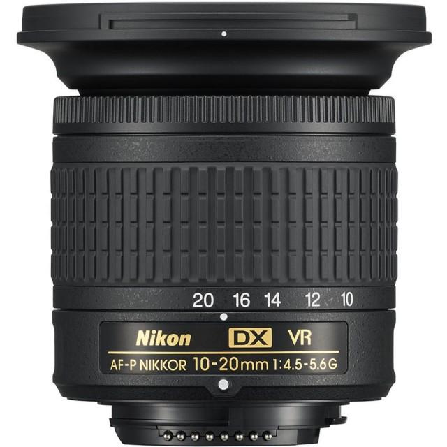 Nikon 10-20 F/4.5-5.6G DX VR