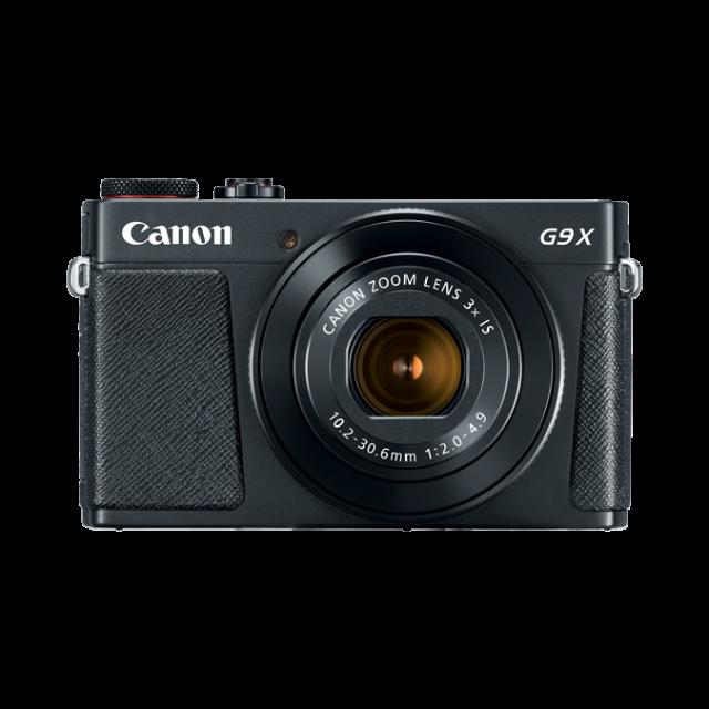 Canon G9x mark II Black