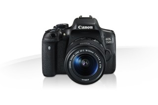 CANON 750D BUNDLE