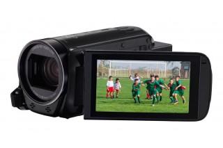 Canon Legria HF R706 Camcorder in Black