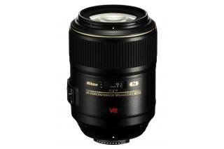 Nikon AF-S 105mm f/2.8 G IF-ED VR N Micro Lens