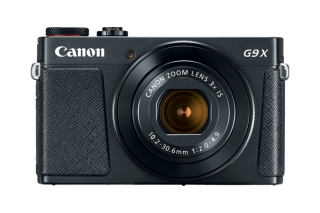 Canon G9x mark II Black