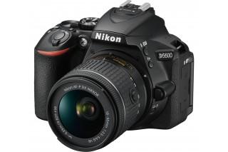 Nikon D5600 & 18-55 Starter Kit